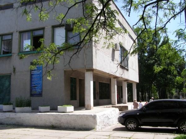 Горбольница №3 (Центр первичной медицинской санитарной ...