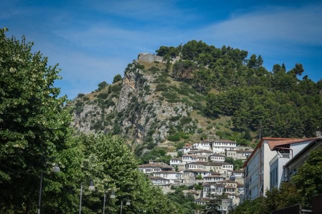 Albania Berat windows