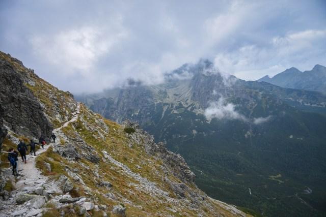 Tatras Cliff Hiking Group
