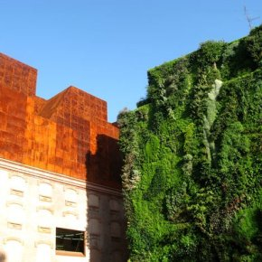 THE FATHER OF THE VERTICAL GARDEN