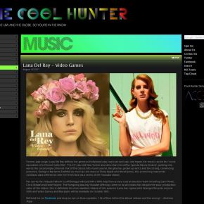 MY LANA DEL REY REVIEW PUBLISHED ON THE COOL HUNTER