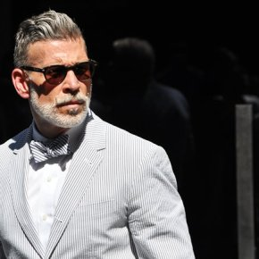NICK WOOSTER - A LEAGUE OF HIS OWN