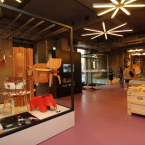 INTRO BRINGS EAMES BY VITRA TO BUCHAREST