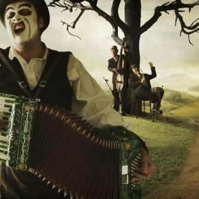 THE UNREPEATABLE MARTYN JACQUES FROM THE TIGER LILLIES