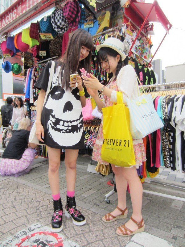 takeshita street, tokyo3