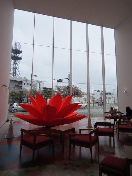 towada art center cafe