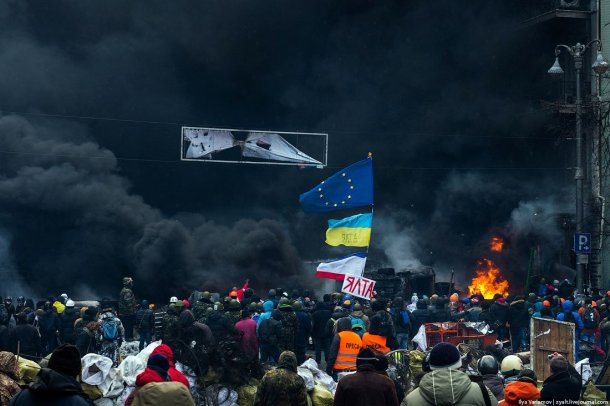 euromaidan fights 3