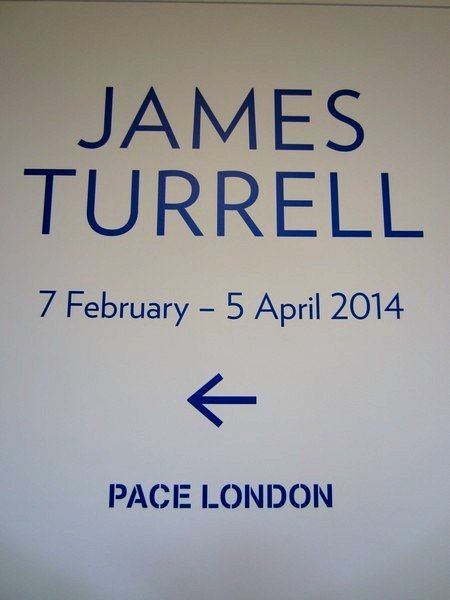 james turrell in pace gallery 8