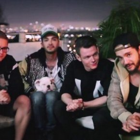 TOKIO HOTEL ARE BACK