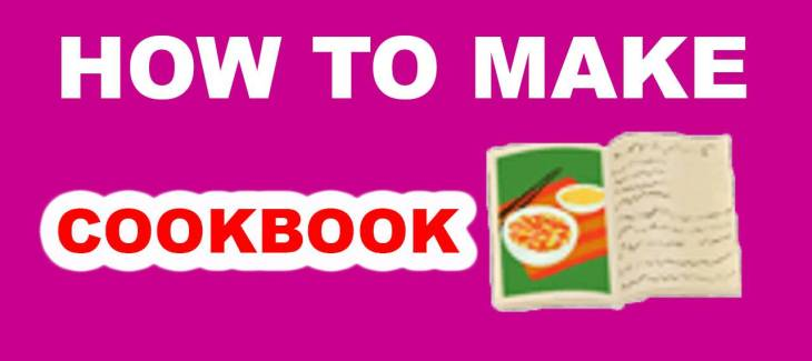 how to make a cookbook in little alchemy