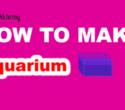 How to Make A Aquarium in Little Alchemy