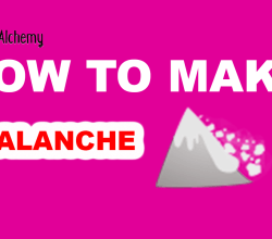 How to Make Avalanche in Little Alchemy