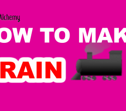 How to Make Train in Little Alchemy