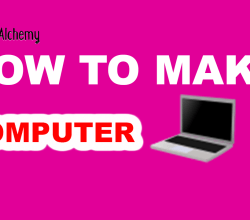 How to Make a Computer in Little Alchemy