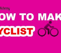 How to Make Cyclist in Little Alchemy