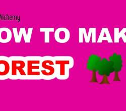 How to Make Forest in Little Alchemy