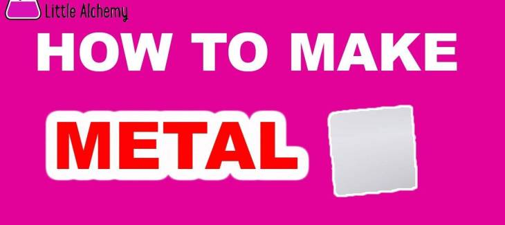 How to Make Metal in Little Alchemy