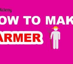 How to Make a Farmer in Little Alchemy