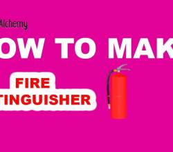 How to Make a Fire Extinguisher in Little Alchemy