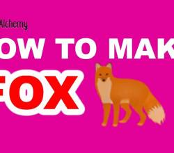 How to Make a Fox in Little Alchemy