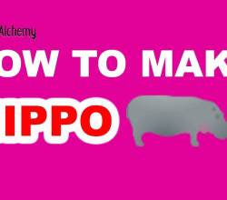How to Make a Hippo in Little Alchemy