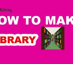 How to Make a Library in Little Alchemy