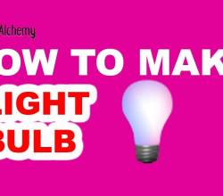 How to Make a Light Bulb in Little Alchemy