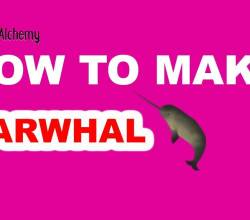 How to Make a Narwhal in Little Alchemy