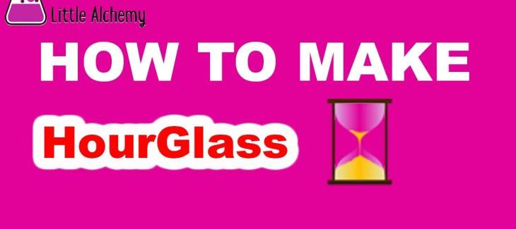 How to Make an HourGlass in Little Alchemy