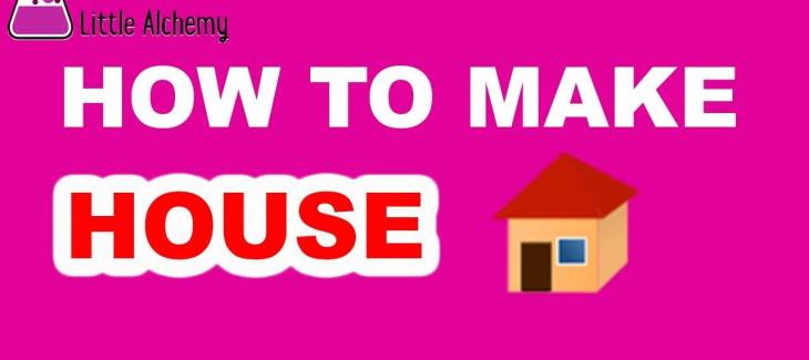 how to make a house in Little Alchemy