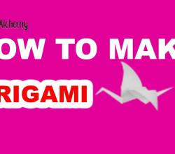 How to Make Origami in Little Alchemy