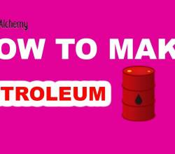 How to Make Petroleum in Little Alchemy