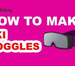 How to Make Ski Goggles in Little Alchemy