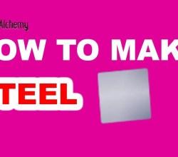 How to Make Steel in Little Alchemy