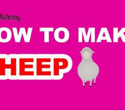 How to Make a Sheep in Little Alchemy