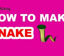 How to Make a Snake in Little Alchemy