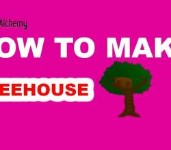 How to Make a Treehouse in Little Alchemy