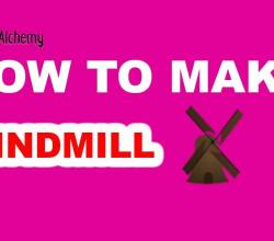 How to Make a Windmill in Little Alchemy