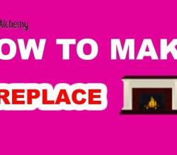 How to Make a Fireplace in Little Alchemy