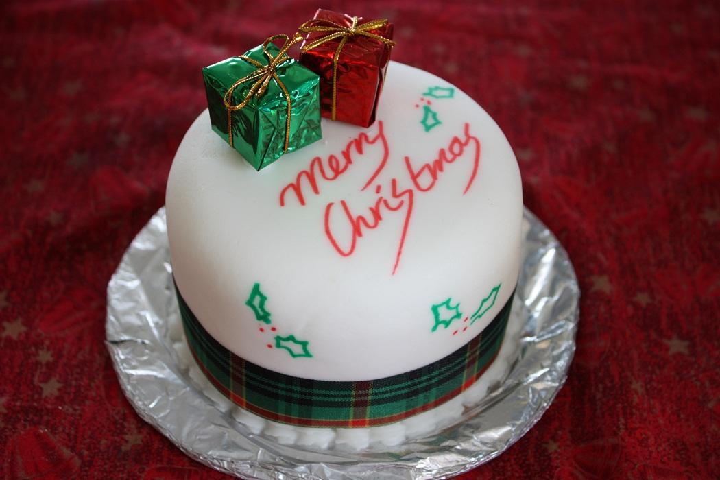 Christmas Cakes – Decoration Ideas
