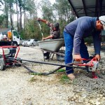 Fencing Company Fights Back With Mechanical Earth Drills
