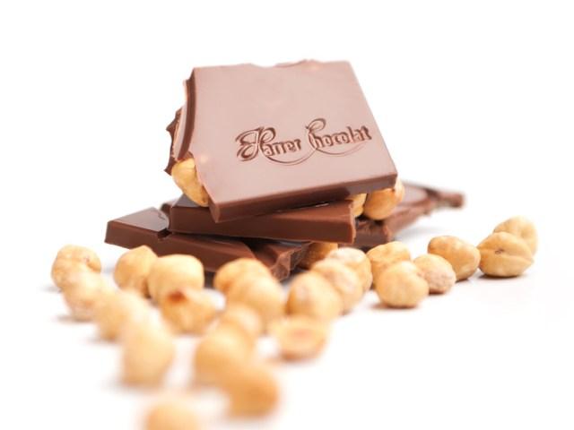 Harrer Chocolat Nuts