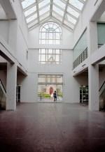 Komplett leer - Das Einkaufszentrum hat nie bessere Zeiten gesehen