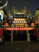 Konturenbeleuchtung in Yu Yuan