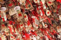 Glücksbringer in Lijiang Old Town