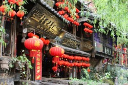 Bar in Lijiang Old Town