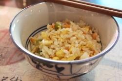 Yangzhou-Spezialität: Gebratener Reis