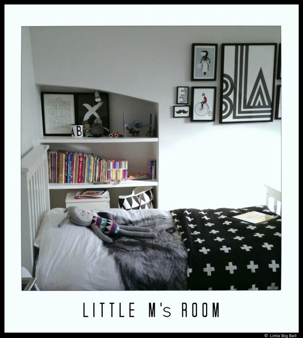 Little M's room