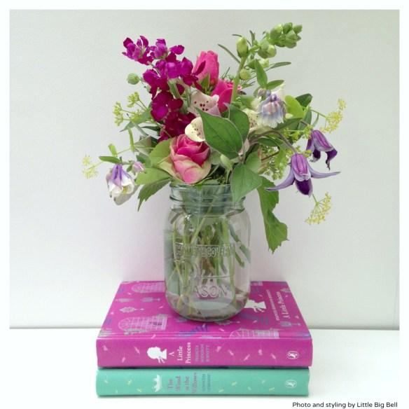 Pink-flowers-Urban-flower-co