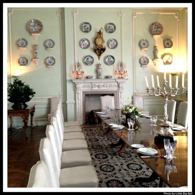 Leeds-castle-dining-hall